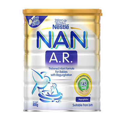"NEW Nestle - Baby Food ""Nan A.R."" - Thinkened For Regurtitating Babies - 800g"