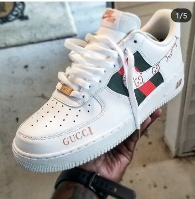 d4fd7cdd761 CUSTOM NIKE MEN S Air Force 1 Sneakers - All Sizes Available ...