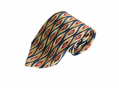 "Mens Silk Neck Tie By Cocktail Collection "" Martini   "" Necktie"