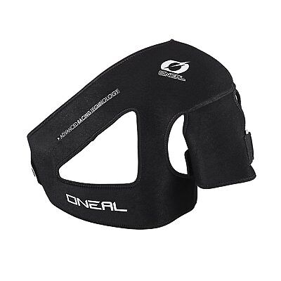 O Neal O´neal Shoulder Support Unisex Body Armour Brace - Black All Sizes