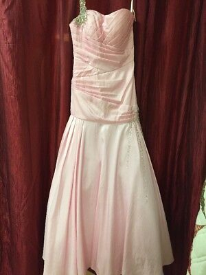 43e958f255 TONY BOWLS LE Gala Formal Prom Pageant Dress Size 6 -  50.00