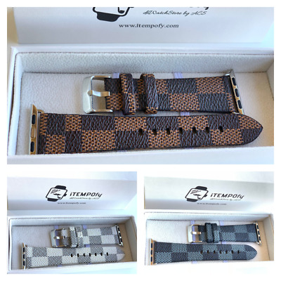 New Designer Apple watch band LV iwatch strap for series 1/2/3/4