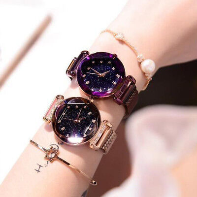The Hottest Starry Sky Crystal Watch Of 2019ins