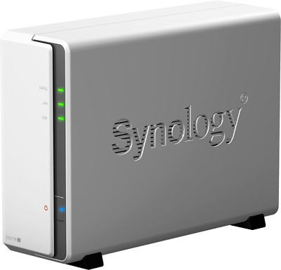 DS119J Synology Disk Station DS119j - NAS server - SATA 6Gb/s - RAM 256 MB -