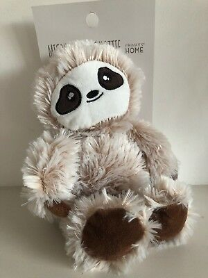 Cuddly Sloth Microwaveable Hottie Primark Christmas Gift Hot Water Bottle Altern