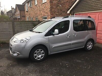 Peugeot Partner Tepee S WAV Wheelchair Access Vehicle 1.6 Hdi 2010 / 60 Reg