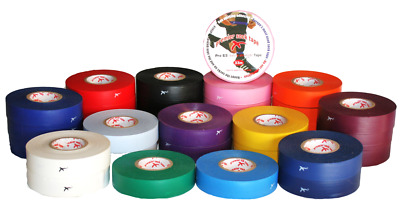 New Premier Sock Tape Football Hockey Rugby Shin Pad Sock Tape 33M Roll