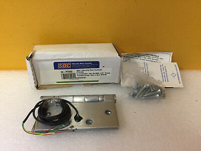 SDC / Security Door Controls PTH-4Q 4 Conductor, Power Transfer Hinge. New!