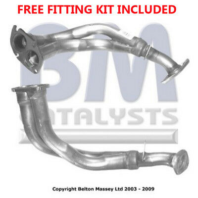 FK70564C FITTIING KIT FOR EXHAUST FRONT PIPE  BM70564