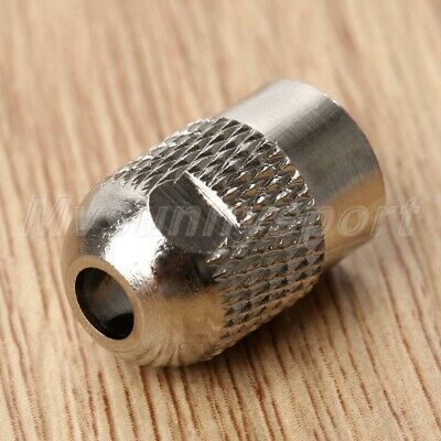HQ M8x0.75mm Shaft Screw Cap Collet Adapter Nuts Grinder Grinder Rotary Tool