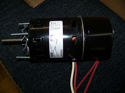 Fasco Motor 208-230 V 60 Hz 1/40 HP 3200 RPM Type U21B 125VA-120V 1 Ph 712111958