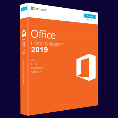 Microsoft Office 2019 Home and Student - Windows Deutsch and multilingual