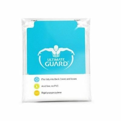 Ultimate Guard TRADING CARD STORAGE DIVIDERS PACK OF 10 - Aquamarine