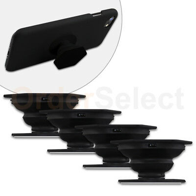 4 Pop Up Expand Kickstand Hand Grip Hexagon Mount For Samsung S8 S8+ Plus Note 8