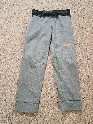 Nike KO 3.0 Fleece Lined Therma-Fit Sweat Pants Youth Size L-XL 840865 060 NWT