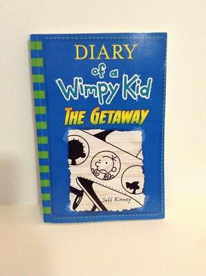Diary Of A Wimpy Kid The Getaway Paperback