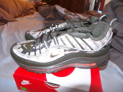 best place low cost pre order 🔥🔥AIR MAX 98🔥🔥 'Camouflage Zebra' AOP Black & White 11.5 ...