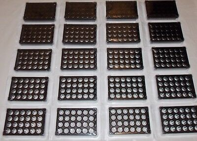 Lot of 20 In Vitro Scientific (Cellvis) 24 Well Glass Bottom Plates P24-1.5H-N