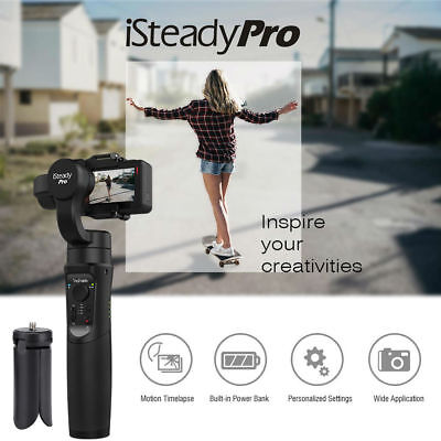 Hohem iSteady PRO 3-Axis Handheld Bluetooth Gimbal Stabilizer for SJCAM/Sony RX0