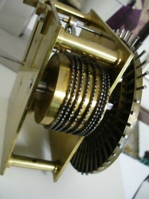 Clock Movement Thwaites and Reed Nightwatchman fusee No.16549