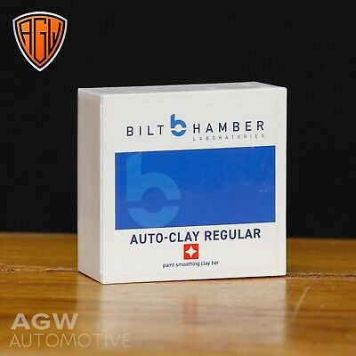 Bilt Hamber Auto Clay Bar Regular - Car Detailing 200g