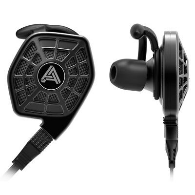 Audeze iSINE 10 Planar Magnetic Earphones Cipher Lightning Cable - Refurbished