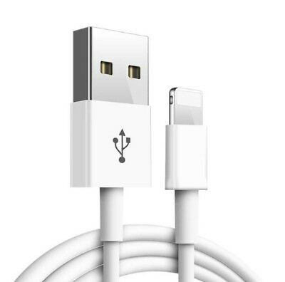Apple iPhone 6 5 7 8 Plus iPad Lightning USB Data Charger Lead Cable Long 3m NEW