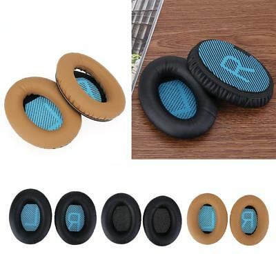 Durable Replacement Ear Pads Ear Cushion for Bose QuietComfort QC35 Headphones