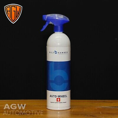 Bilt Hamber Auto-Wheel Cleaner - 1 Litre - Iron Out Remover for Car Detailing