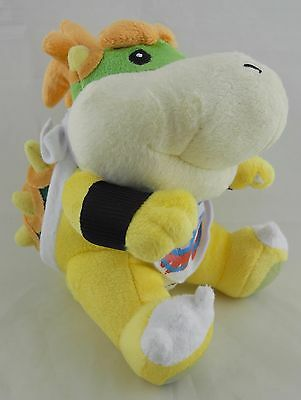 Super Mario Bros Plüsch Plush Figur - BOWSER JR JUNIOR 15cm - Neu