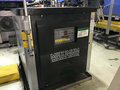 (5) 2012-13 Advantage Engineering 7.5 ton Water Cooled Chillers, Model M1-7.5W