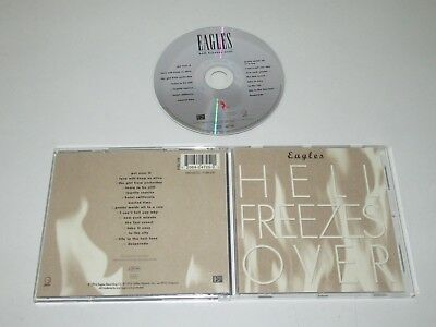Eagles/hell Freezes Over(Geffen Ged 24725) Cd Album