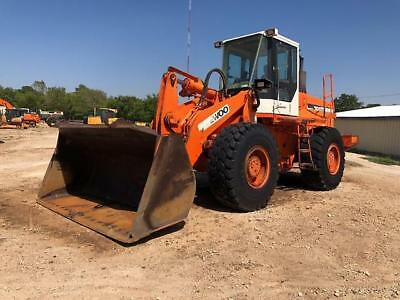 2001 Daewoo Mega 250V Wheel Loader