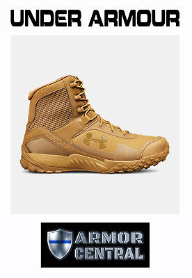 NEW Under Armour UA Men's Coyote Brown VALSETZ 1.5 RTS Tactical Boots - 3021034