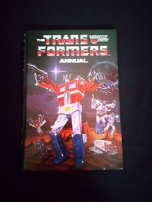 The Transformers Annual 1986 Vintage Film/TV Hardback
