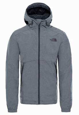 The NORTH FACE Herren DryVent Outdoor JACKE Gr XL GREY Apex Shell