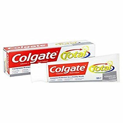 Colgate Total Advanced Clean Toothpaste 25ml travel / pocket size paste