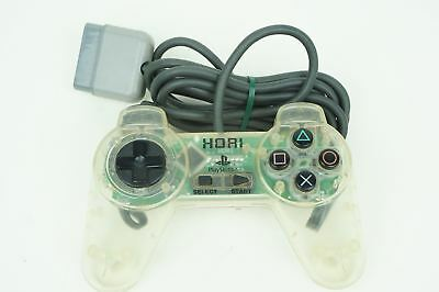 Hori Sony Playstation 1 Hori Pad PS Clear Controller PS1 From Japan