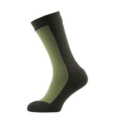 Seal Skinz Hiking Mid Mid Golden Moss/DK Olive