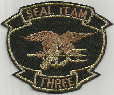 United States Navy Seal Team 3 Patch
