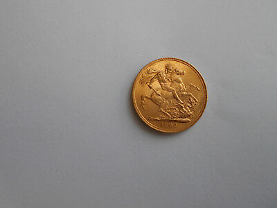 1882s Australia Sovereign Young Head Die Variety P2 ST/BP In Unc Condition