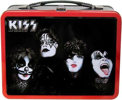 KISS Tin Tote Gift Set/Lunchbox