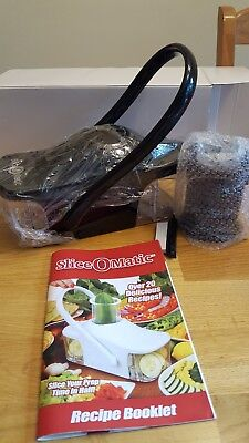 Slice O Matic 4907 New In Box As Seen On Tv Black