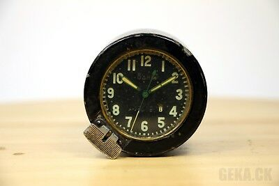 AVRM Clock for the Soviet tanks MADE in USSR AChS, B type, Aircraft, MIG, RARE