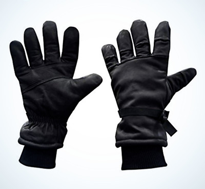 GI Intermediate Cold / Wet Weather Gloves Black ICW Gloves Size 3