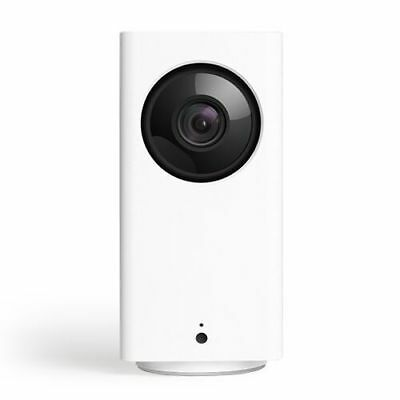 Wyze Cam Pan 1080p Pan/Tilt/Zoom Wi-Fi Indoor Smart Home Camera w/ Night Vision