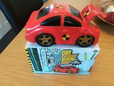 Car Crash Book-Ends / Door Stop