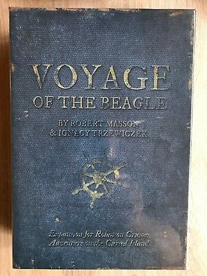 VOYAGE Of The Beagle  Portal Games Englisch !