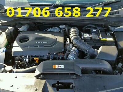 Hyundai I40 Engine D4Fd 1.7 Diesel Reconditioned