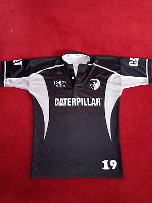 Leicester Tigers Player Issue Training Jersey.